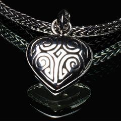 87. Ancient Design - Sterling Silver Pendant