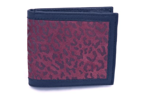 Cheetah - Leather Wallet - 4K