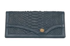 Python - Leather Wallet - 1A
