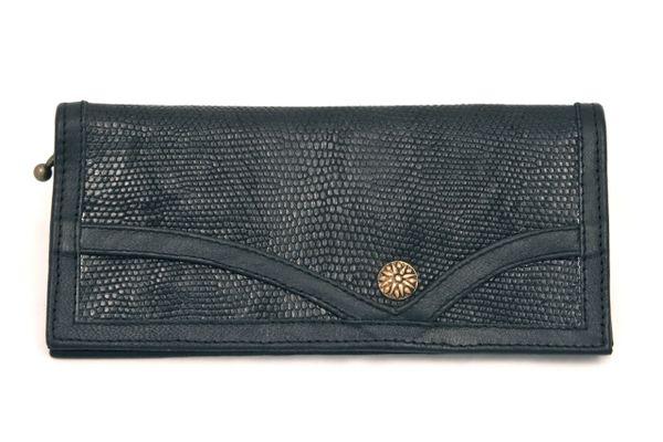 Lizard - Leather Wallet - 1C