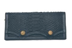 Python - Leather Wallet - 2A