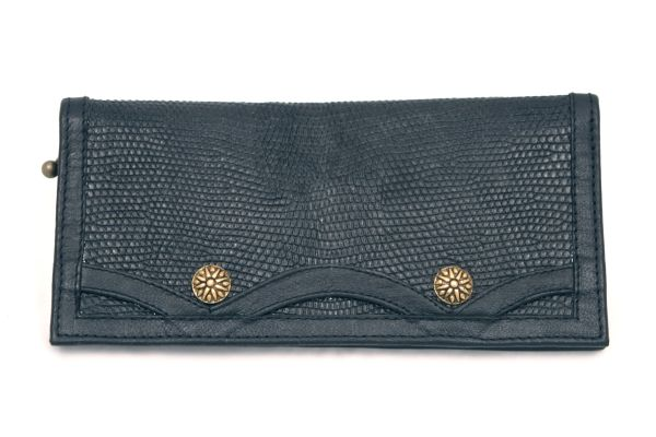 Lizard - Leather Wallet - 2C