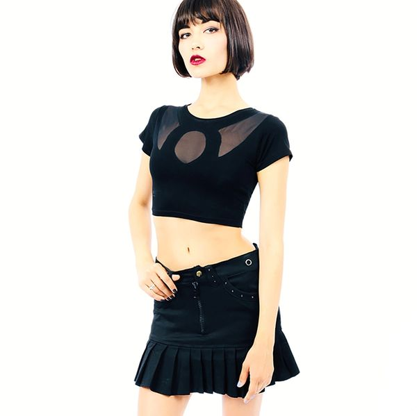 Bettie Crop Top