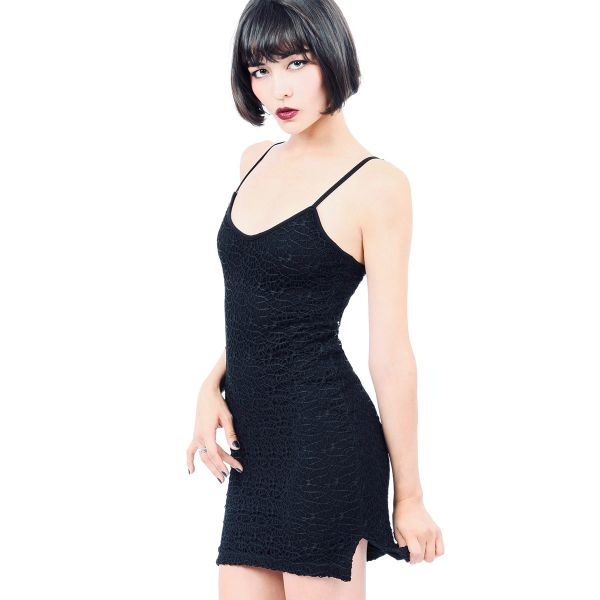 Dress 11S - Selene Spaghetti-Strap Mini Dress