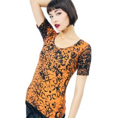 Tees 1 - Orange Dragon