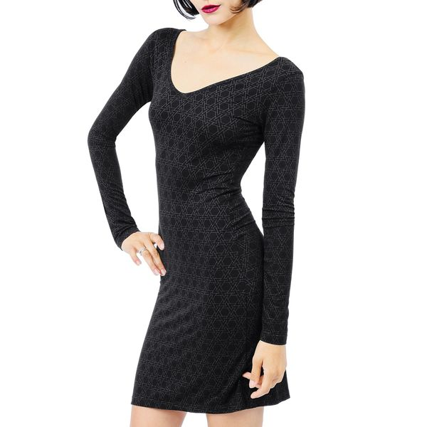 Dress 05 - GP2 - Long Sleeve Dress