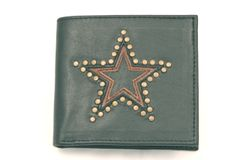 Star - Leather Wallet - 4A