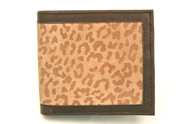 Cheetah - Leather Wallet - 4L