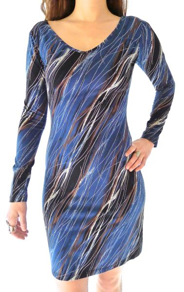 Dress 05 - Ocean Rain