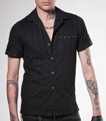 SS003 - Short Sleeve Shirts - BL
