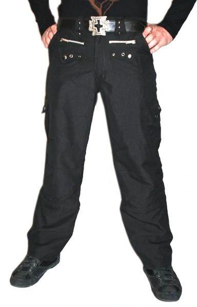 Pants 3 - BL / Microfiber