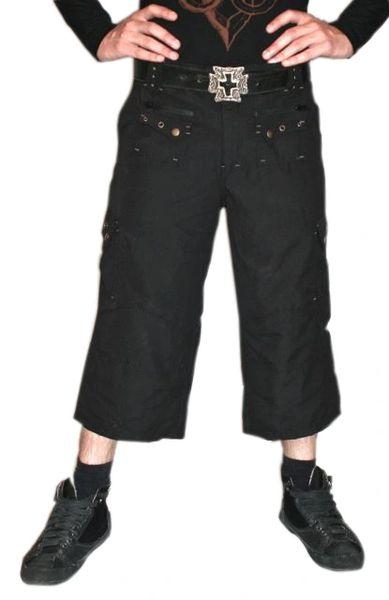 3/4 Pants - BL / Microfiber