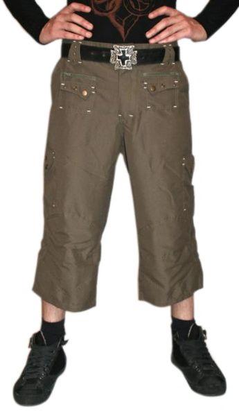 3/4 Pants - KH / Microfiber