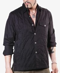 SLS003 - Long Sleeve Shirt - BL