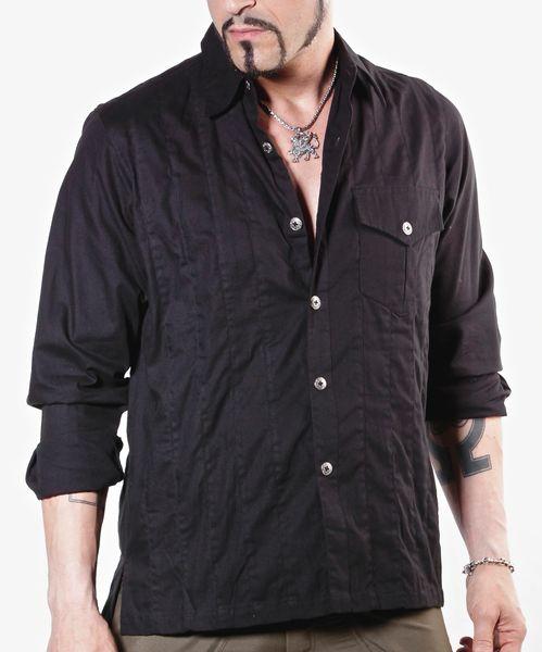 SLS003 - Long Sleeve Shirt - BL