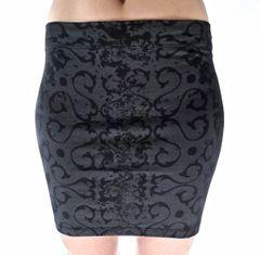 Skirt 2 - Black Dragon