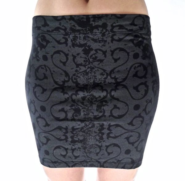 Skirt 2 - Black Dragon