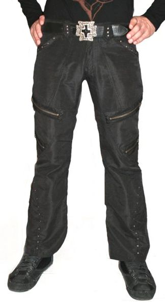 Pants 2 - BL / Cotton