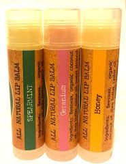 Lip Balm - All Natural