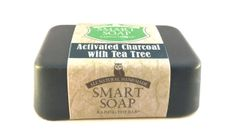 Activated Charcoal with Tea Tree - Facial bar