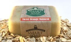 Sweet Orange Oatmeal Soap