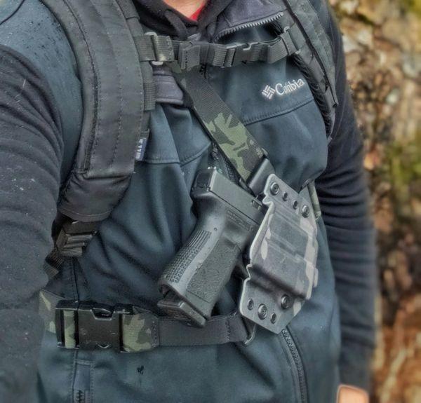 PNW Chest holster