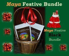 Maya Festive Black Bundle-Maya of Australia 2nd Flush Organic Darjeeling Tea (2 x 100 g= 200g)