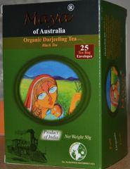 Maya of Australia-Organic Darjeeling Tea Bags (25 Tea bag envelopes)