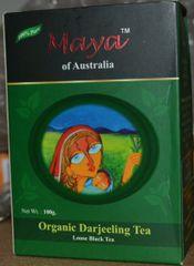 Organic Darjeeling Tea Autumn flush Loose Leaf (TGOF grade) 100g