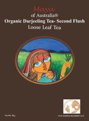 Organic Darjeeling Tea Second Flush Loose Leaf (FTGFOP1 grade) 50 g