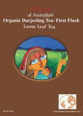 Organic Darjeeling Tea First Flush Loose Leaf (FTGFOP1 grade) 50 g