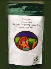 Organic Darjeeling Green Tea Loose Leaf (FTGFOP1 grade) 50 g