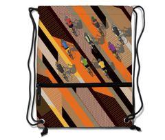 Cycling Drawstring Backpack
