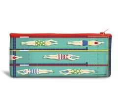 Swimmer Recyclable Pencil Bag