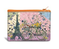 Paris Trip Recyclable Coin Bag