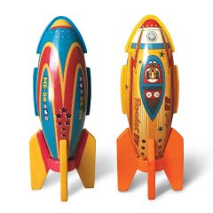 Vintage Tin Toys - Space Rockets (Limited Edition)