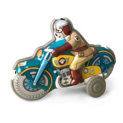 Vintage Tin Toys - Safari Rider