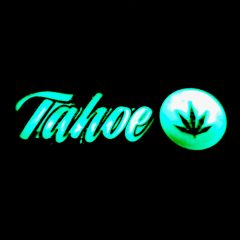 Tahoe Cannabis - Light Green GLOW IN THE DARK
