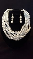 Not Your Grandmother's Pearls-White