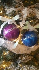 Personalize It-Ornaments