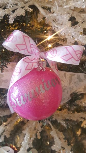 Survivor-Ornament