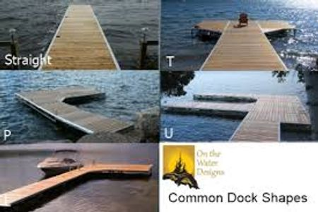 pole dock designs