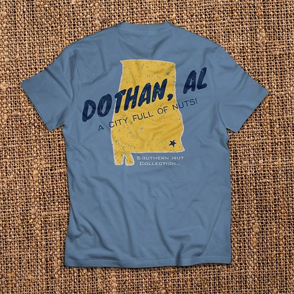 Dothan - Washed Denim