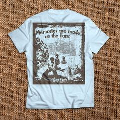 Memories Are Made On The Farm - Chambray