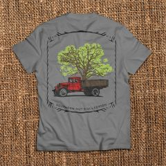 Red Truck Pecan Tree - Grey