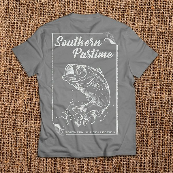 Southern Pastime Bass - Granite
