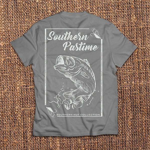 Southern Pastime Bass - Granite