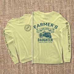 Farmers Daughter - Butter - Long Sleeve