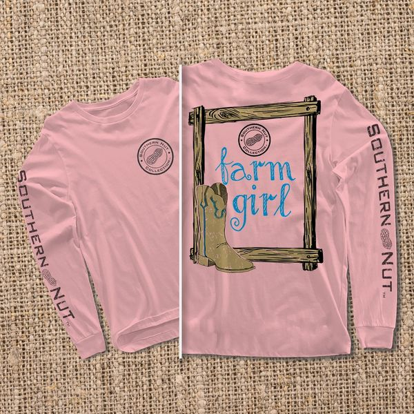 Farm Girl - Blossom - Long Sleeve