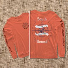 South Bound - Bright Salmon - Long Sleeve